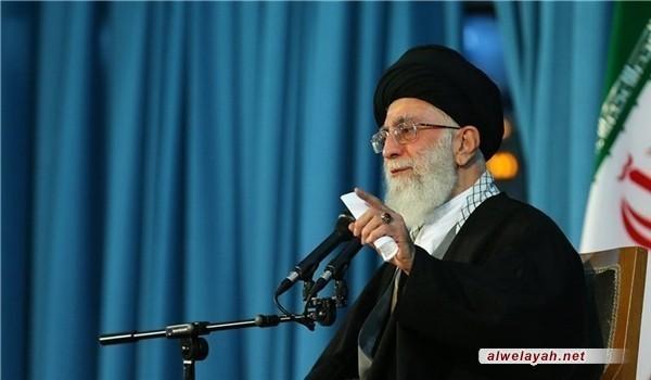 جديد وهام (5): الإمام القائد حفظه الله تعالى يجيب بشكل واف على أسئلة حول فلسطين