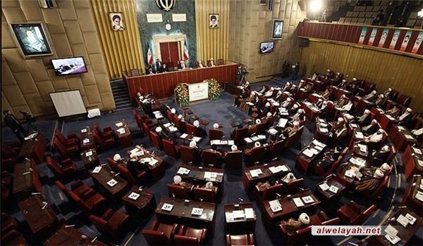 مجلس خبراء القيادة يؤكد على ضرورة تعزيز القدرات الدفاعية والصاروخية الإيرانية