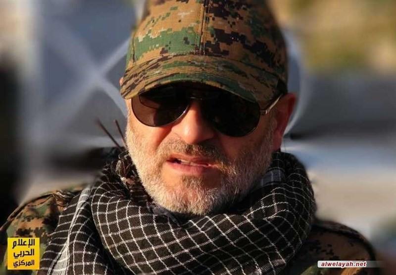 الذكرى السنوية الثانية لاستشهاد القائد الجهادي في حزب الله مصطفى بدر الدين