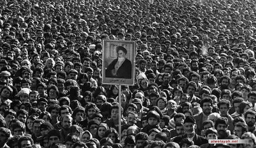 المساجد وعلاقتها بانتصار الثورة الإسلامية في إيران