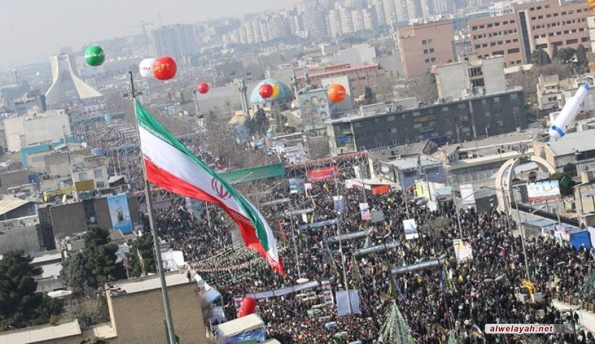 الثورة الإسلامية في إيران وقضية الأمة الأولى