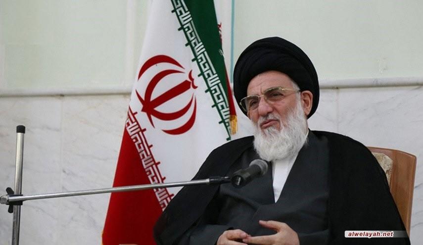 آية الله الهاشمي الشاهرودي: المقاومة من ثمار الثورة الإسلامية