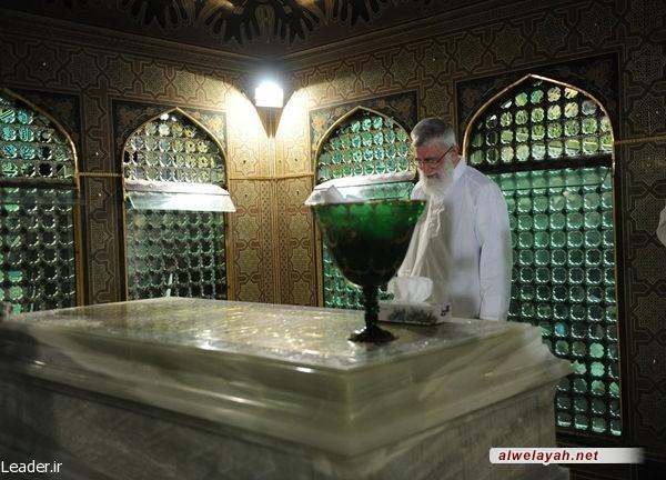 دراسة في سيرة الإمام الرضا (عليه السلام) وولاية العهد من خلال كلمات قائد الثورة الإسلامية