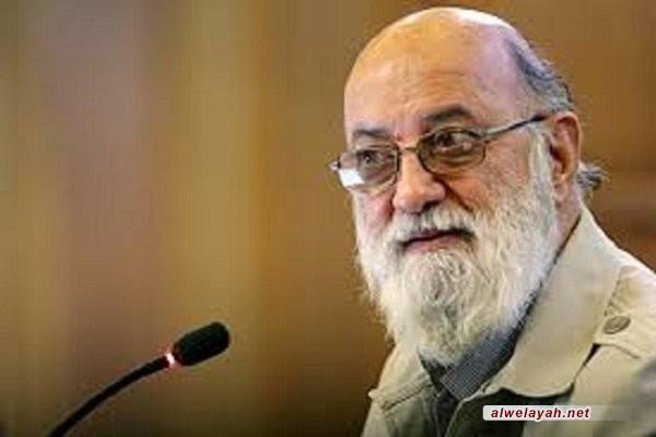 شمران: رسالة قائد الثورة إلى هنية لها بالغ الأثر على معنويات الفلسطينيين