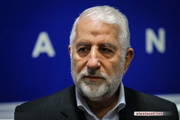 العميد كريم بور: الشعب الإيراني ثابت في دعمه للثورة الإسلامية وولاية الفقيه
