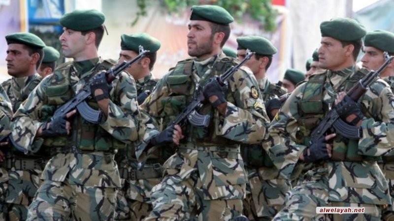 الجيش الإيراني يعلن جاهزيته للدفاع عن مكتسبات الثورة ومنجزات البلاد