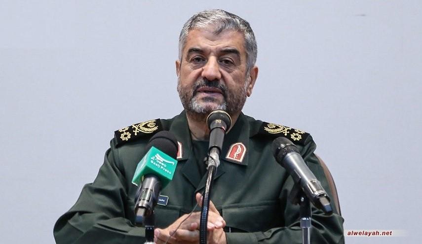 اللواء جعفري: مسيرات انتصار الثورة الإسلامية سترد على كل الأعداء