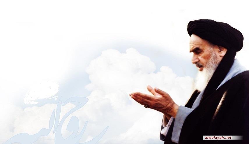 دروس من شهر رمضان في كلمات الإمام الخميني(ره)