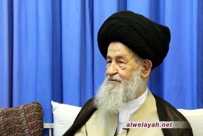 المرجع الجرجاني يحذر من تسلل أعداء الثورة الإسلامية إلى المسؤوليات في الجمهورية الإسلامية