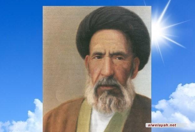 نبذة عن سيرة المجاهد الشهيد آية الله السيد حسن المدرس (ره) في ذكرى استشهاده