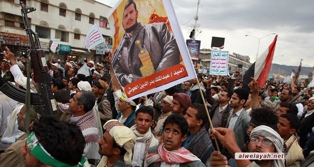 الثورة الإسلامية نموذج لنضال اليمنيين في مواجهة الهجوم السعودي