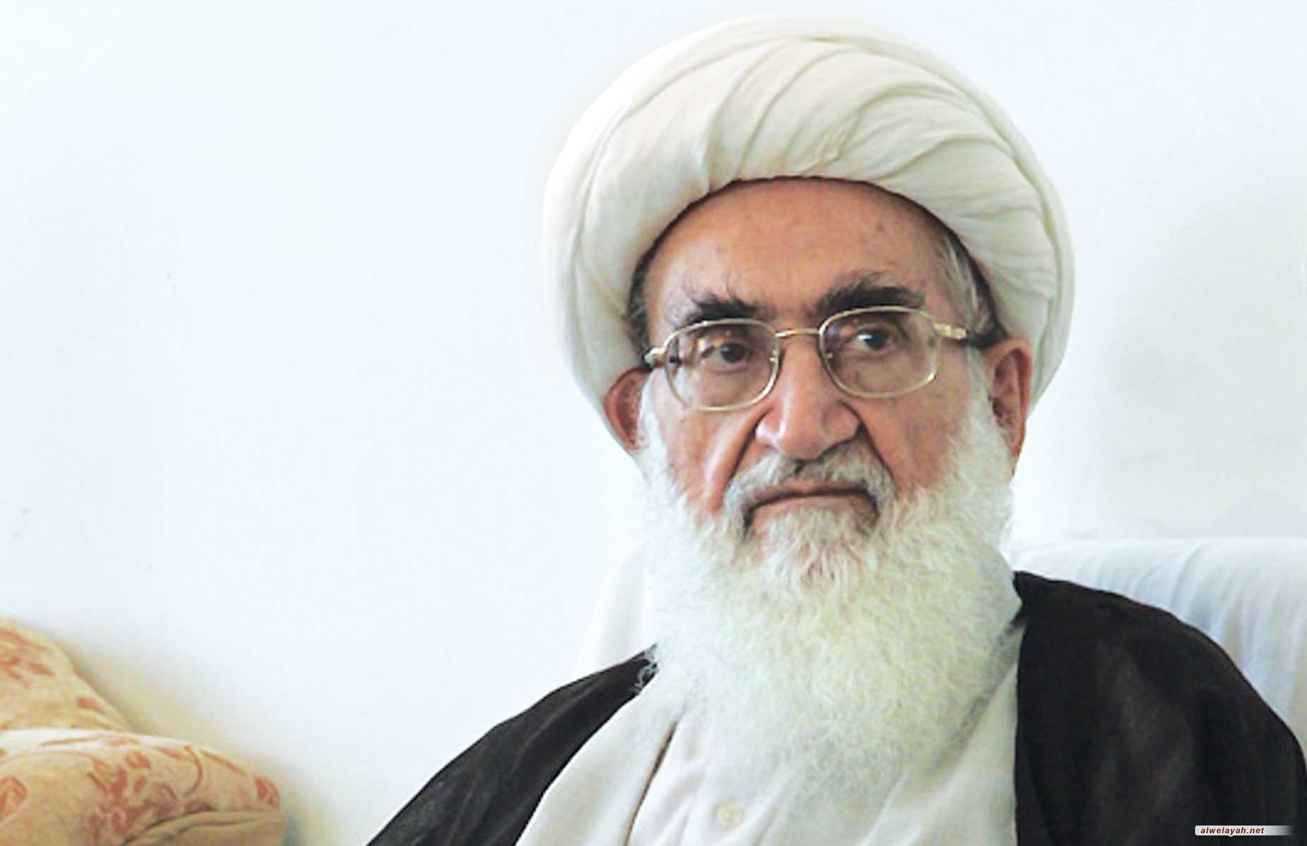 آية الله نوري الهمداني: الأعداء فشلوا في تحقيق أهدافهم ضد الجمهورية الإسلامية
