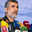 العميد حاجي زاده: قواعد أمريكا وحاملات طائراتها التي تبعد 2000 كم من إيران في مرمى صواريخنا