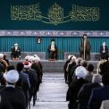 الإمام الخامنئي: المؤشر الرئيسي لوحدة المسلمين هو قضية فلسطين