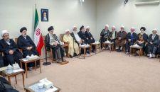 عصر اليوم؛ قائد الثورة الإسلامية يستقبل اعضاء مجلس خبراء القيادة