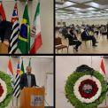 إحياء ذكرى استشهاد القائد سليماني في البرازيل